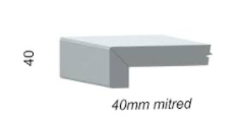 mitred